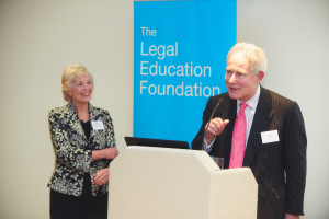 Legal Education Foundation Event